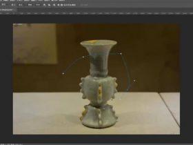 教程25章:Photoshop钢笔路径工具【63分钟】