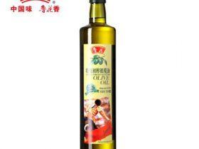 鲁花橄榄油