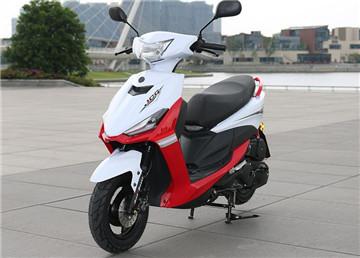 福喜摩托车
