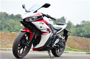 新感觉摩托车