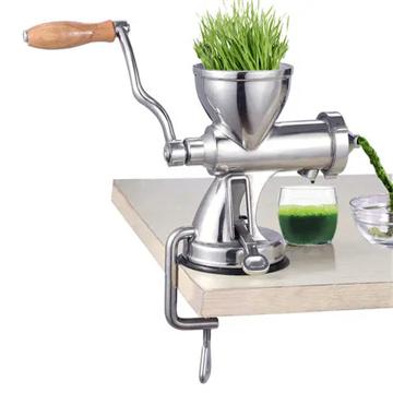 小麦草榨汁机
