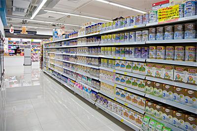 什么品牌的奶粉好
