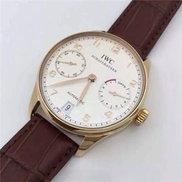 iwc手表