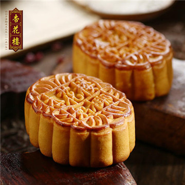 杏花楼月饼