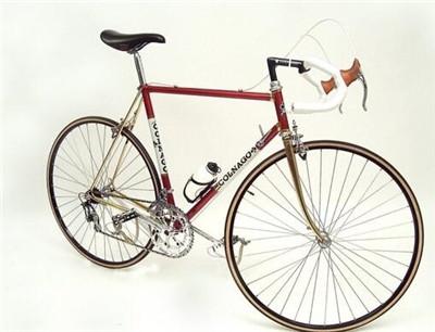 法拉利自行车