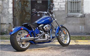 哈雷摩托车