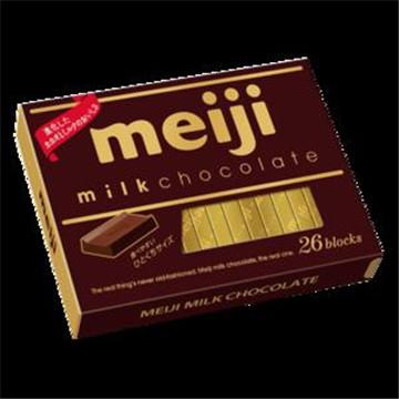 明治巧克力