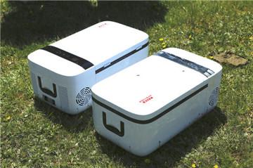 英得尔车载冰箱