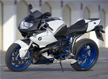 bmw摩托车