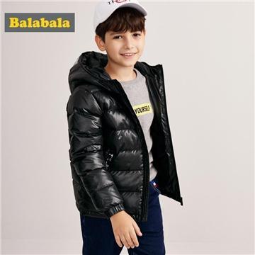 巴拉巴拉羽绒服