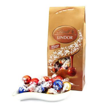 lindor巧克力