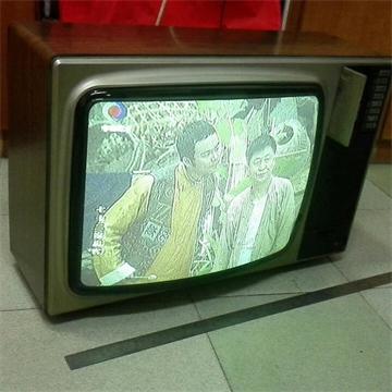 金星电视机