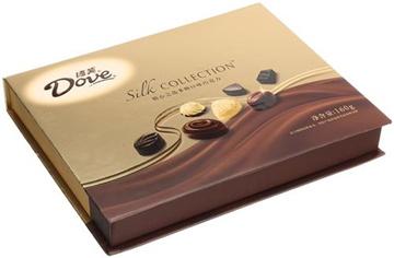 德芙巧克力包装